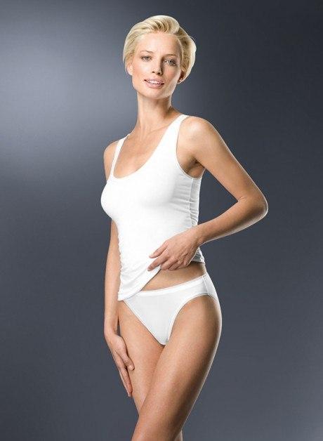 Huber Tank Top Skin Comfort mit TENCEL™ Lyocell