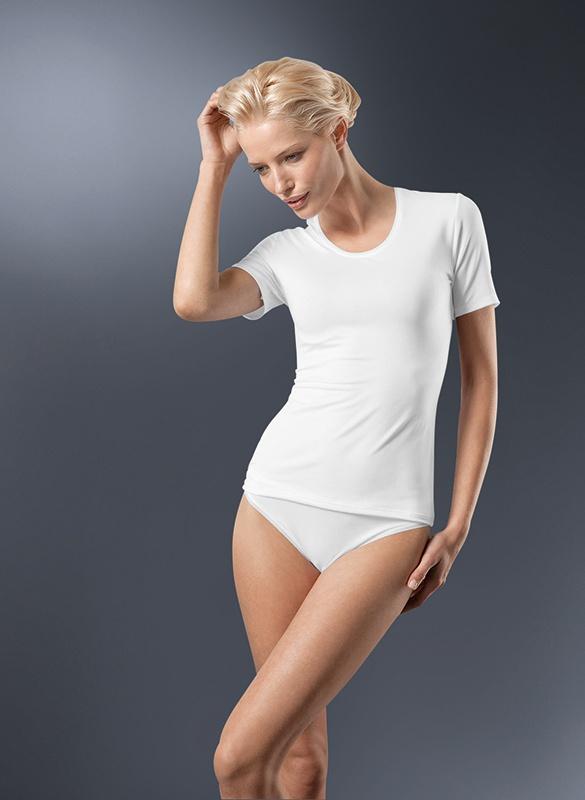 HUBER Skin Comfort Kurzarm Shirt