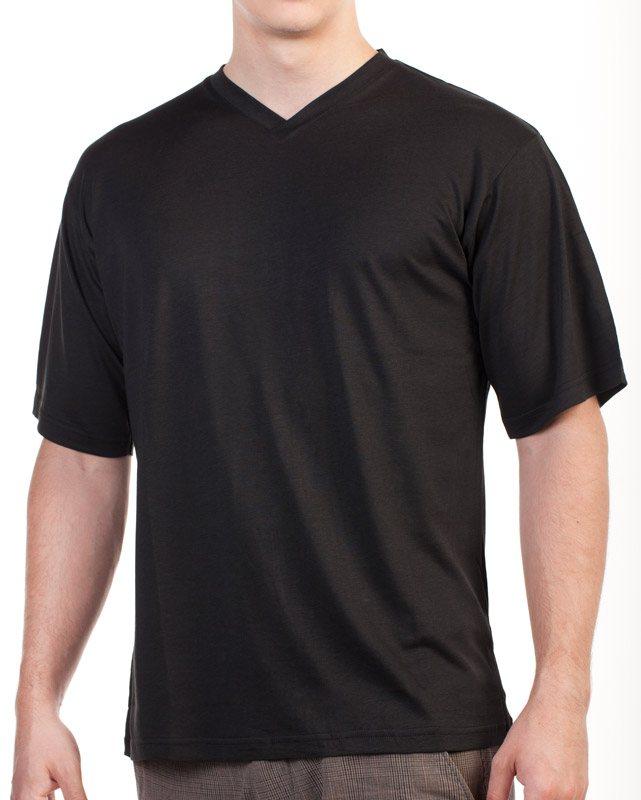 SENSISKIN V-Shirt Comfort TENCEL®
