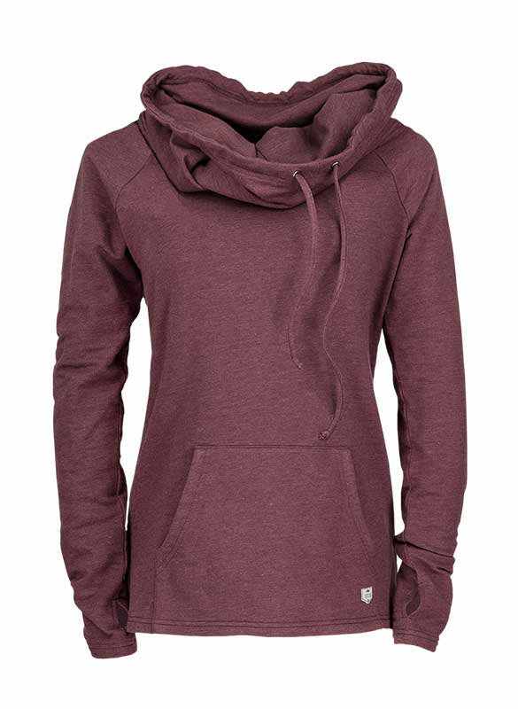 BLEED Sherpa Lightweight Hoody Ladies