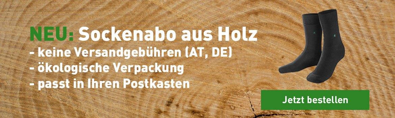 Sockenabo aus Holz auf ODEM.eu