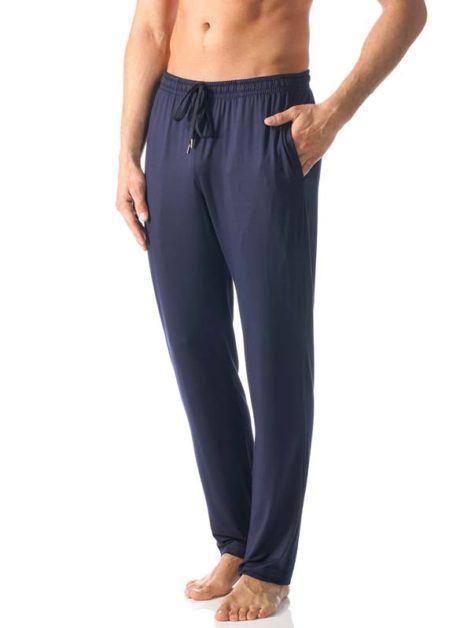 MEY Jefferson MicroModal® Pyjama Nachtwäsche Loungewear lang Herren superweich