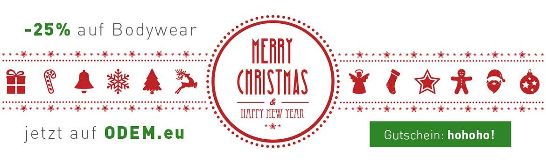 Weihnachtsgeschenke - jetzt auf ODEM.eu