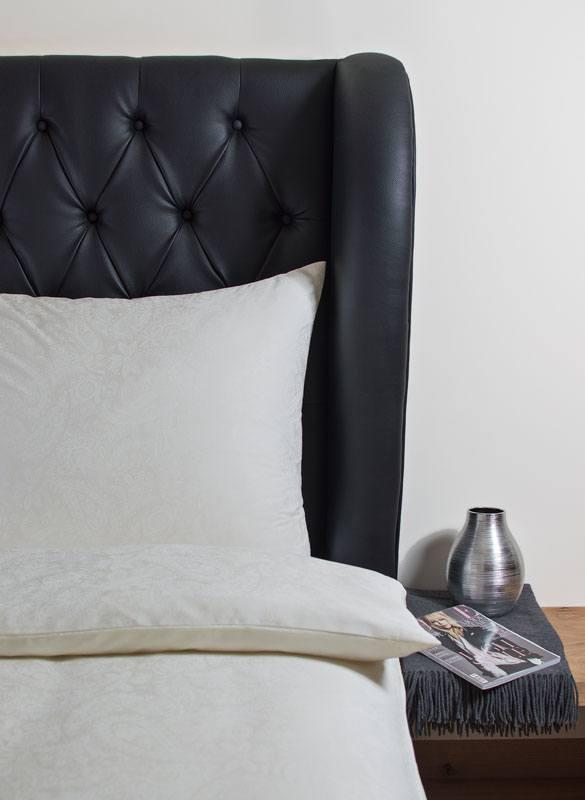 Weiche seidige elegante Luxus Hefel TENCEL® Lyocell Bettwäsche Kissenbezug Deckenbezug Paisley Kollektion Classic