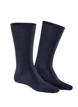 Kunert Longlife Socken navy Lyocell TENCEL