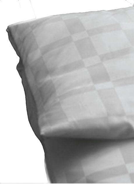 Weiche seidige elegante Luxus Hefel TENCEL® Lyocell Bettgarnitur Deckenbezug Kissenbezug Muster Bettwäsche Tuchent Karo gross