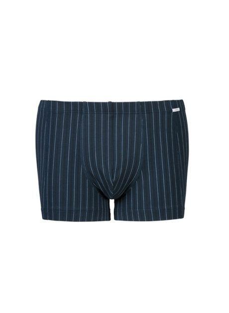 HUBER Tyson Pant tessimaglia blue stripe 94% TENCEL™ Lyocell, 6% Elastan Vorderansicht