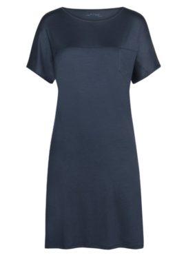 MEY Selina Nachthemd kurzarm MicroModal® 11933-408 night blue