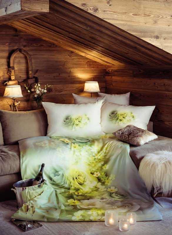 HEFEL Bettwäsche Pure Luxury Honeymoon TENCEL™ Lyocell Micro