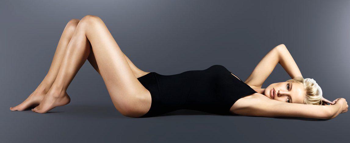 Unterwäsche Damen schwarz Huber Skin Comfort Lyocell
