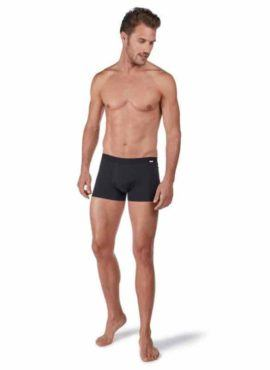 Selective men Pant black Micro Modal 12585