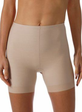 MEY Daily Nova Shape Long-Pants Damen Modal cream tan vorne